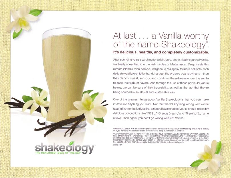 Vanilla is here
