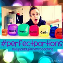 21 day fix perfect portions