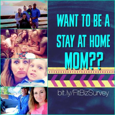 want to be a stay at home momma